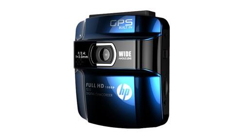130°超广角震撼HPf210新品记录仪全球首发