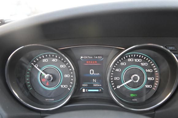 【组图】续航260公里! 北汽新能源EU260全网首测