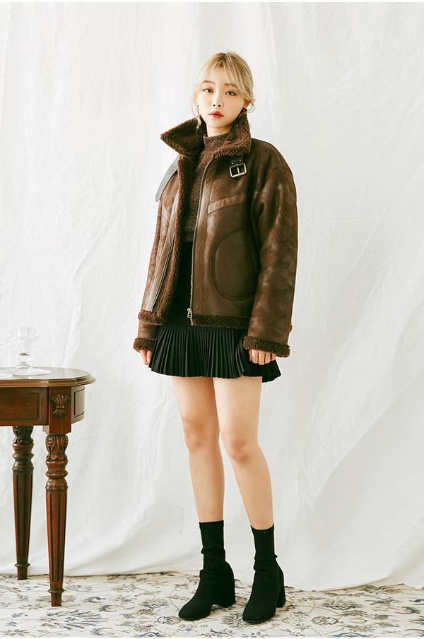 报码:矮个子女生显高穿衣搭配 2017最新冬季时尚搭配秀