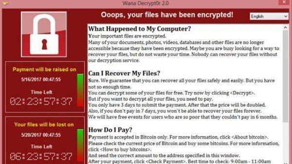 报码:【j2开奖】谁应该对WannaCry勒索病毒发作负责?